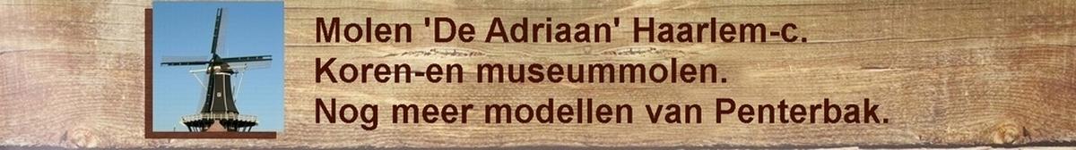 molen de adriaan haarlem museum molen penterbak