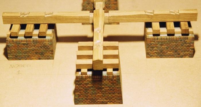 Penterbak modelbouw 2012003