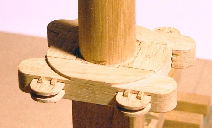 Penterbak modelbouw 2012005