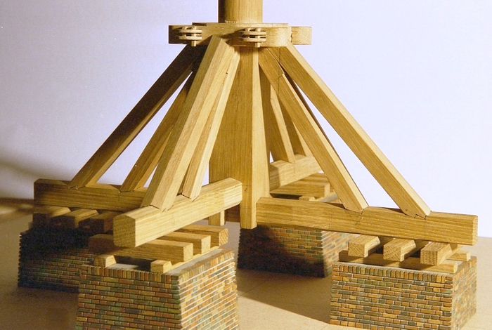 Penterbak modelbouw 2012007