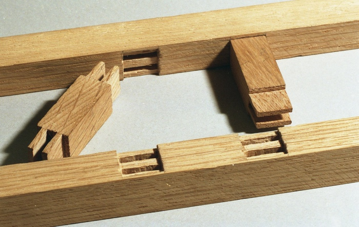 Penterbak modelbouw 2012008