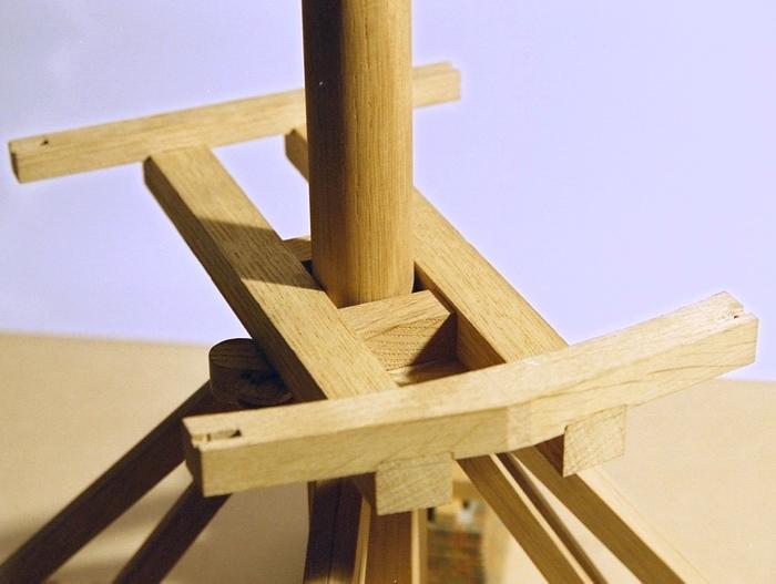 Penterbak modelbouw 2012009