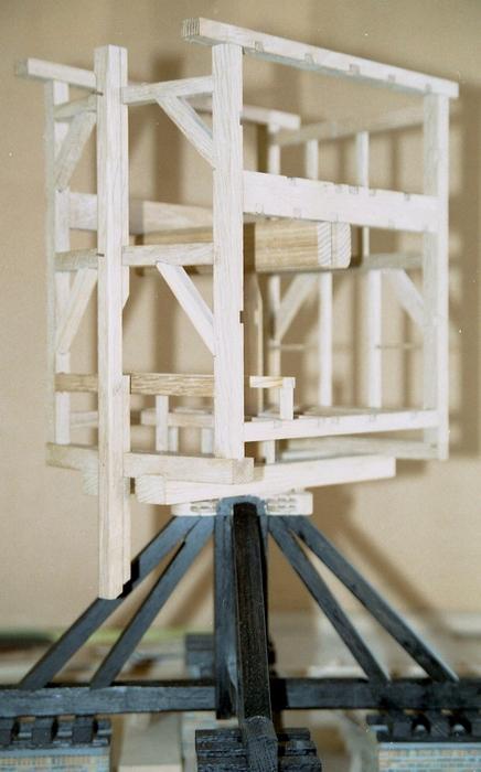 Penterbak modelbouw 2012014