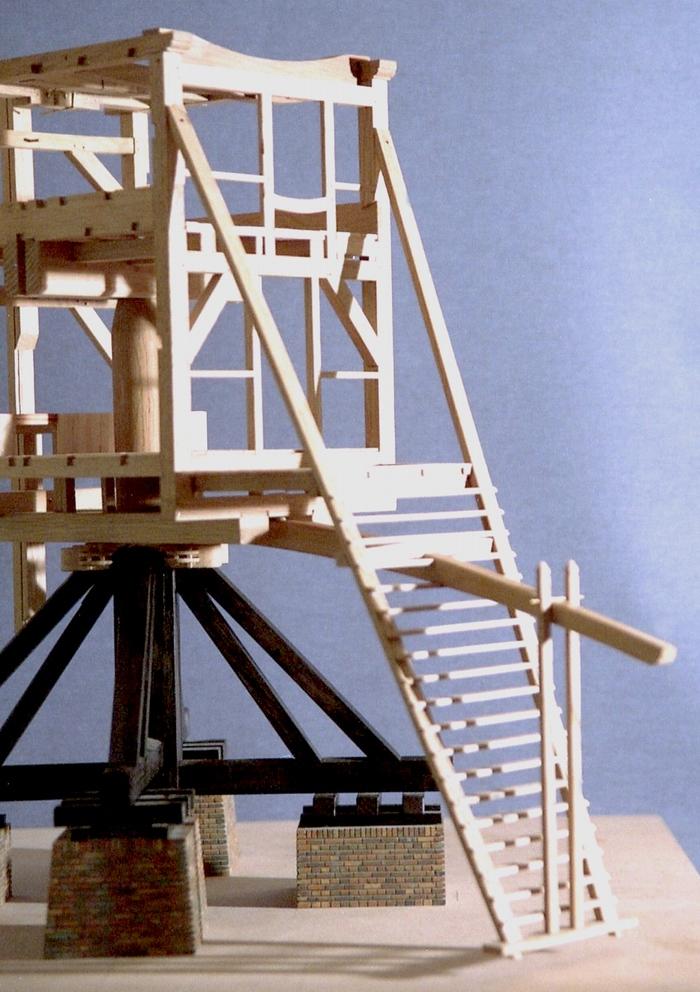 Penterbak modelbouw 2012015