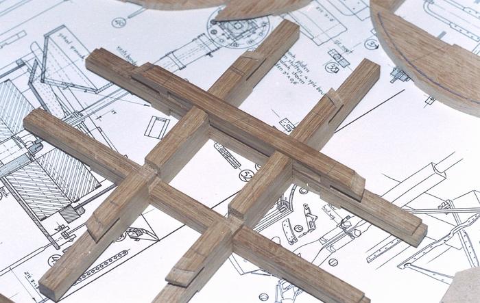 Penterbak modelbouw 2013001
