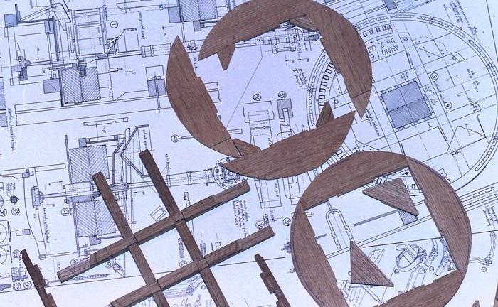 Penterbak modelbouw 2013002