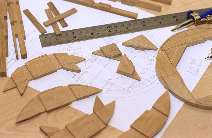 Penterbak modelbouw 20130003