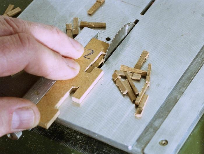 Penterbak modelbouw 2013004