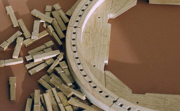 Penterbak modelbouw 2013005
