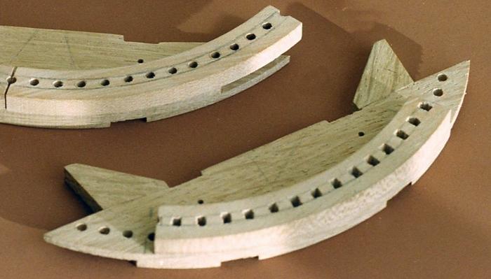 Penterbak modelbouw 2013012