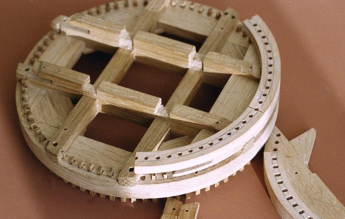 Penterbak modelbouw 2013013