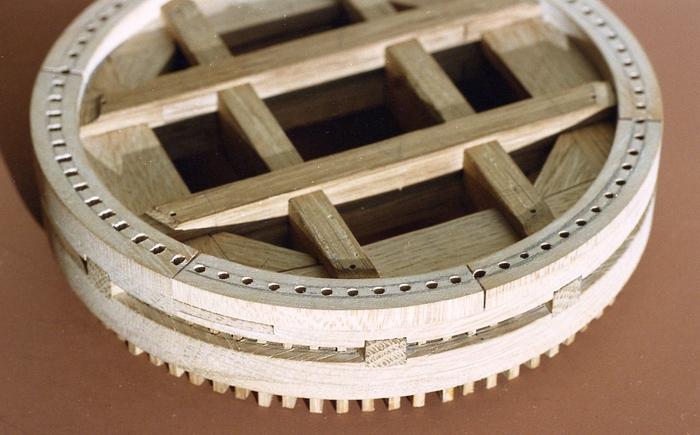 Penterbak modelbouw 2013014