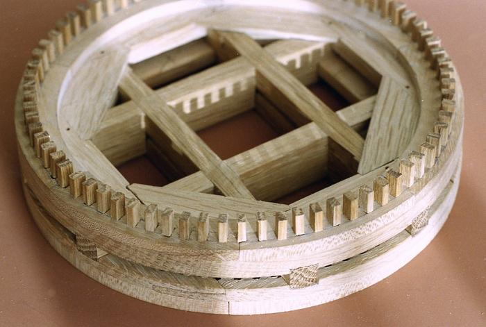 Penterbak modelbouw 2013015