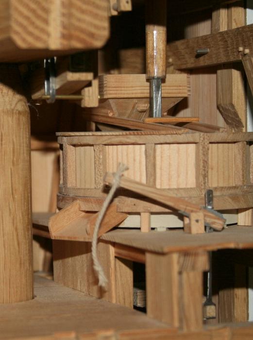 Penterbak modelbouw  2014006