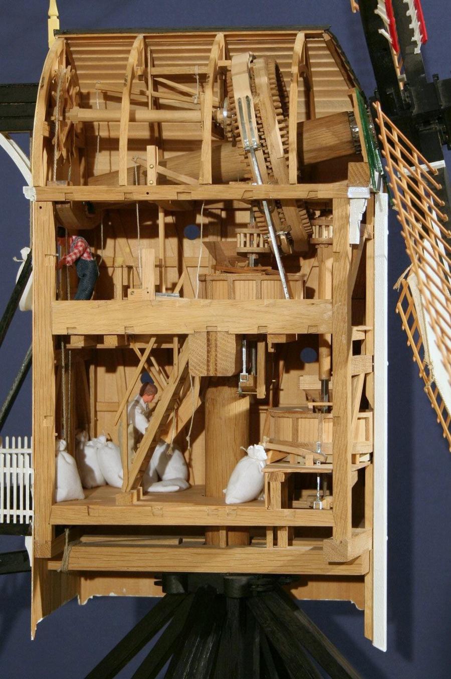 Penterbak modelbouw 2014009