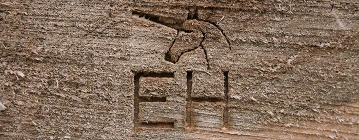 Het slagmerk van de Eenhoorn
