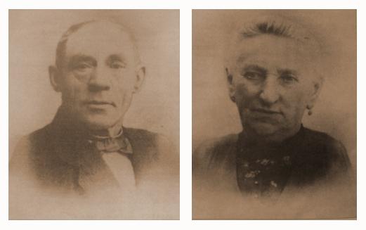 Cornelis van Schooten en Anna van Geldorp
