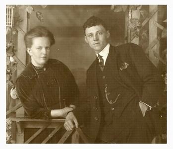 Geertruida en Bas