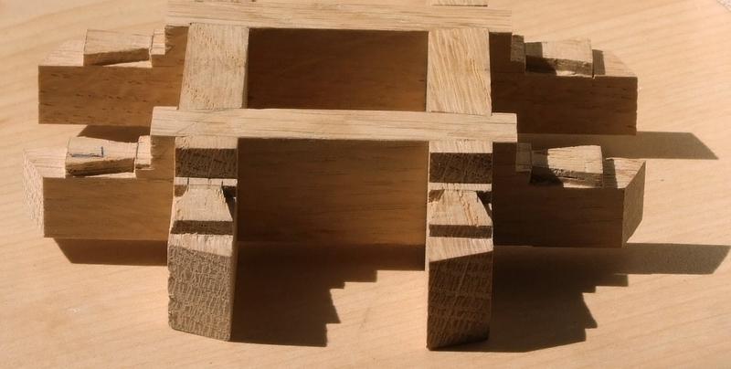 model molen penterbak
