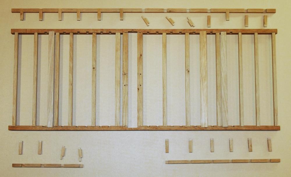 houtzaagmolen modelbouw