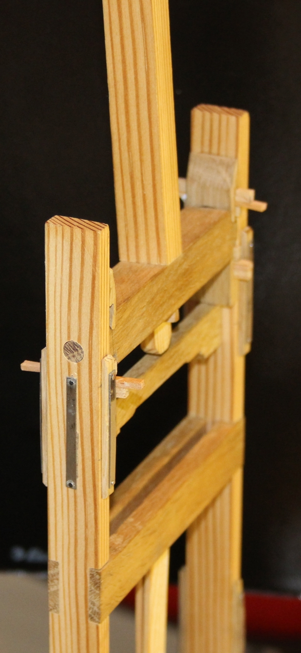 windmolen modelbouw schaalmodel