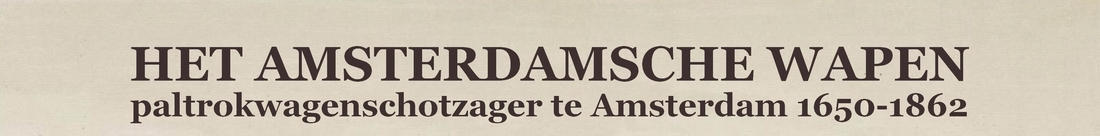 banner Het Amsterdamsche Wapen