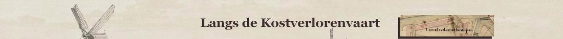 banner Kostverlorenvaart