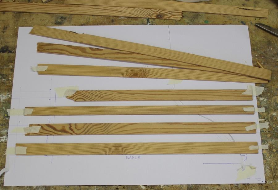 tuinmolen tekening van Penterbak modelbouw